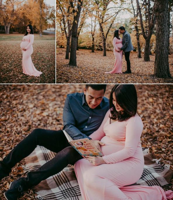 Regina Maternity Photography