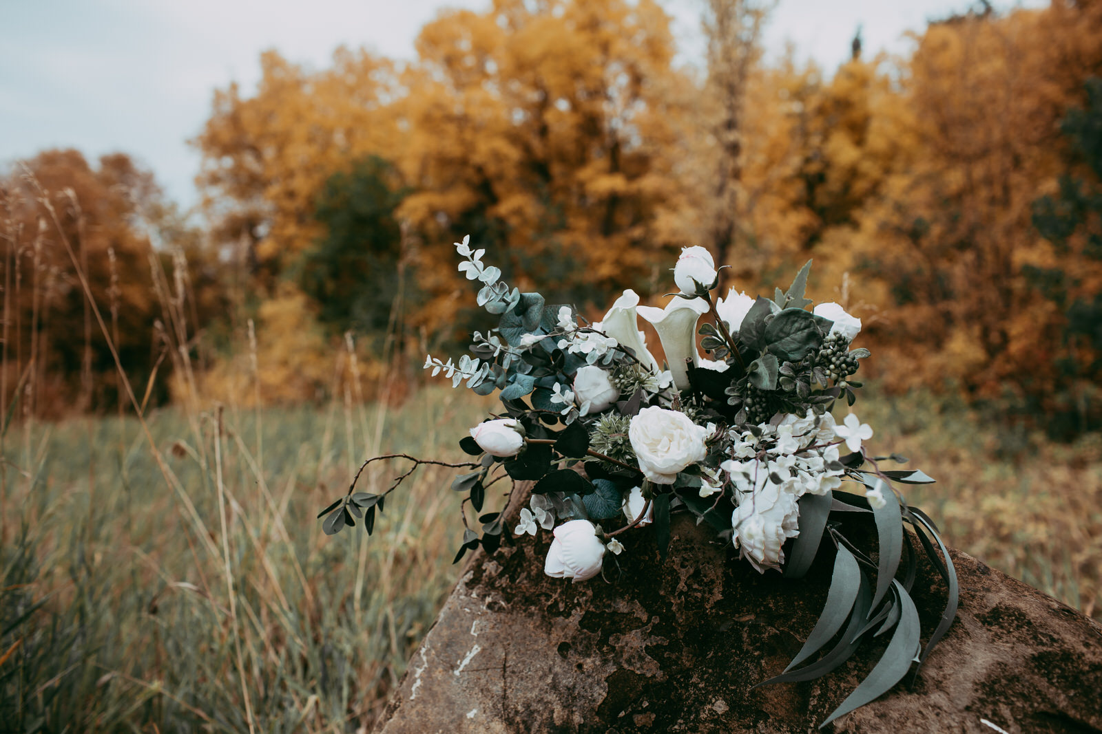 Regina Wedding Photographer Flowers