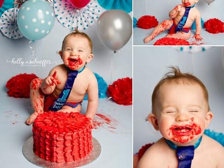 Declan's Cake Smash!