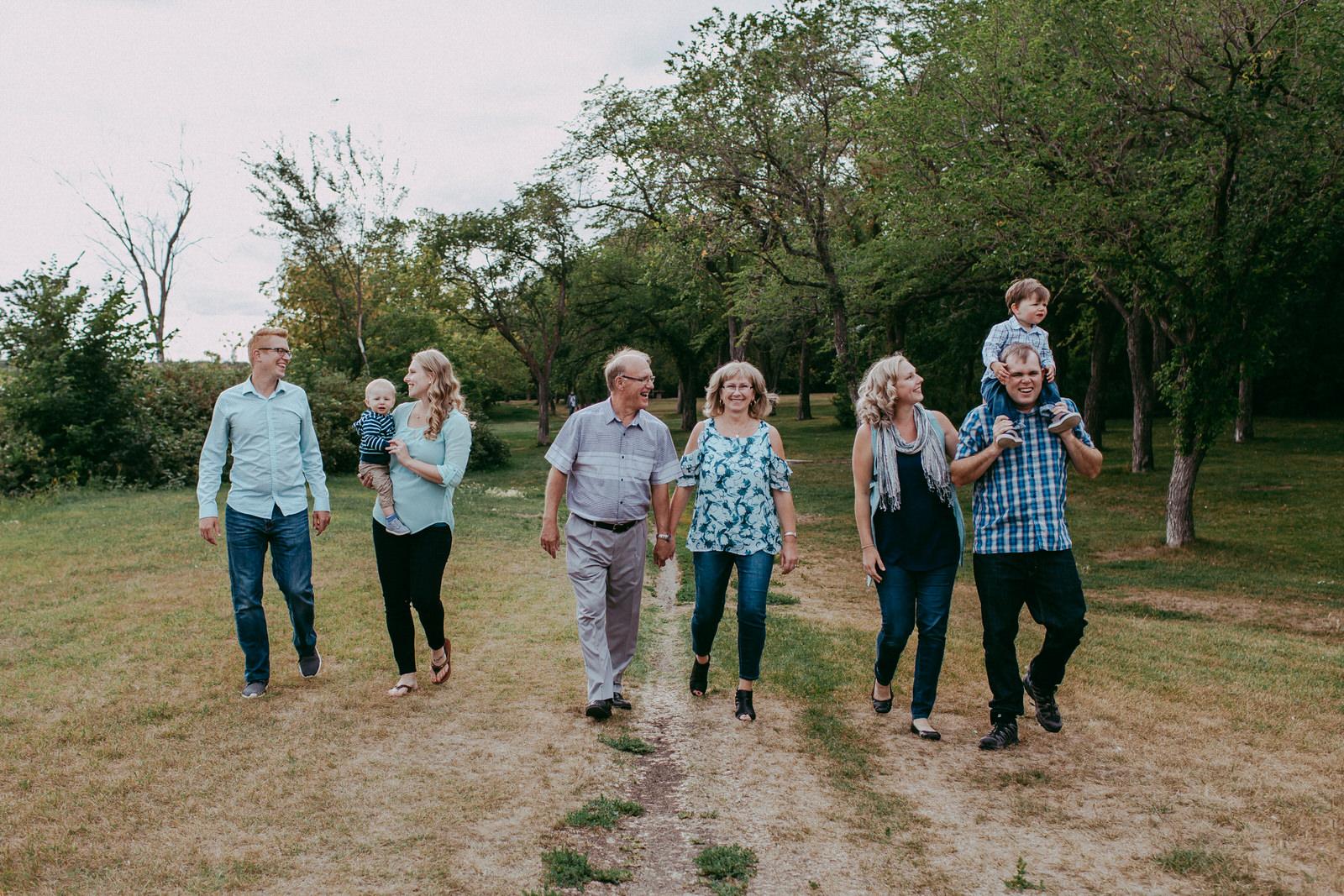 Summer Family Photos