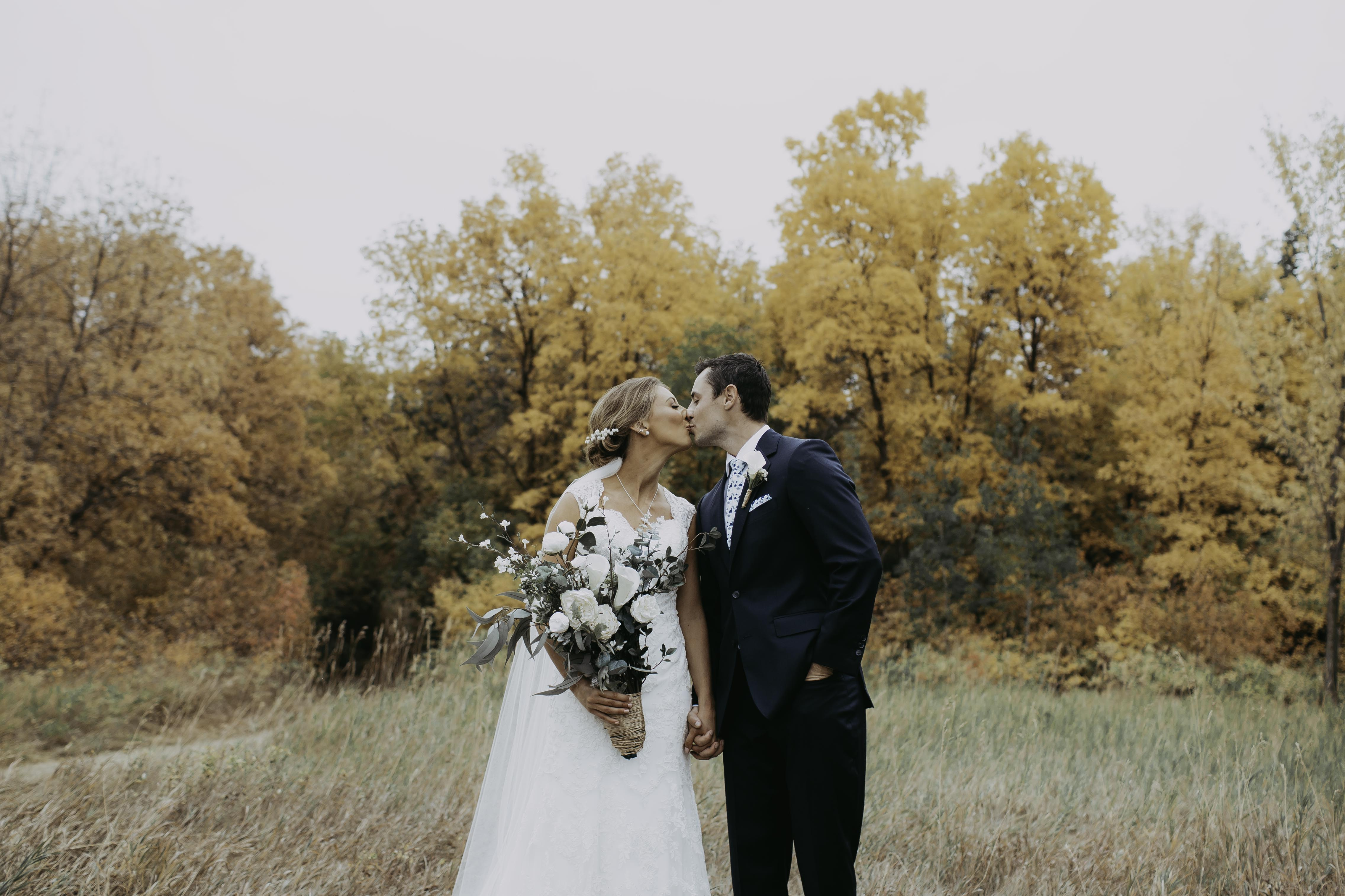 Regina Fall Wedding Lumsden Autumn