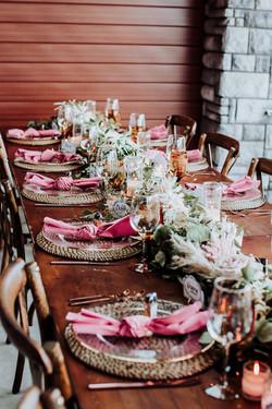 Regina Wedding Decor Photography