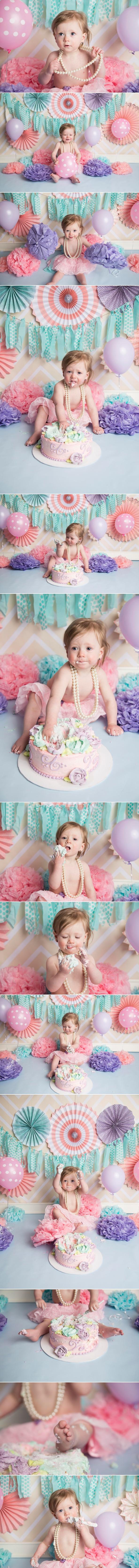 cake smash photographer regina