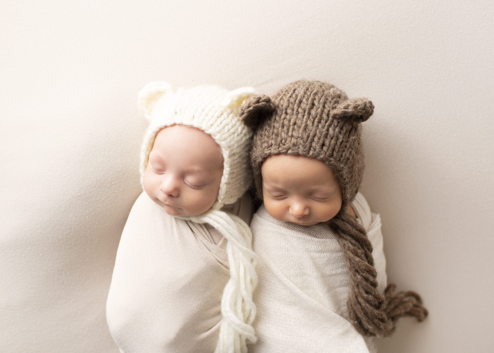 Twin Newborn Photography Regina