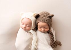 Twin Newborn Photography Regina