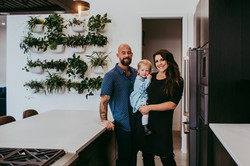 In-home Family Photos Regina