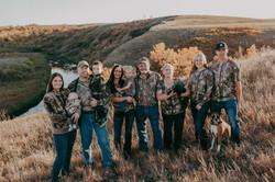 Saskatchewan Camo Family
