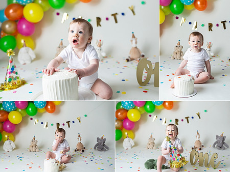 Henry is ONE!