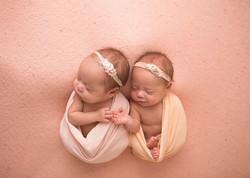 Newborn Twins Regina