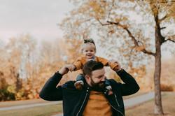 Regina Family Fall Photos