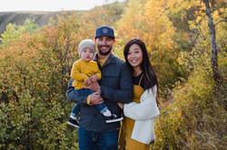 Family Fall Photos Regina
