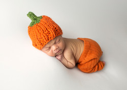 Baby Newborn Pumpkin