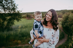 June Family Photos in Regina