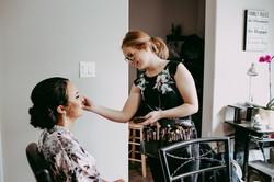 Regina Bride Getting Ready Photos