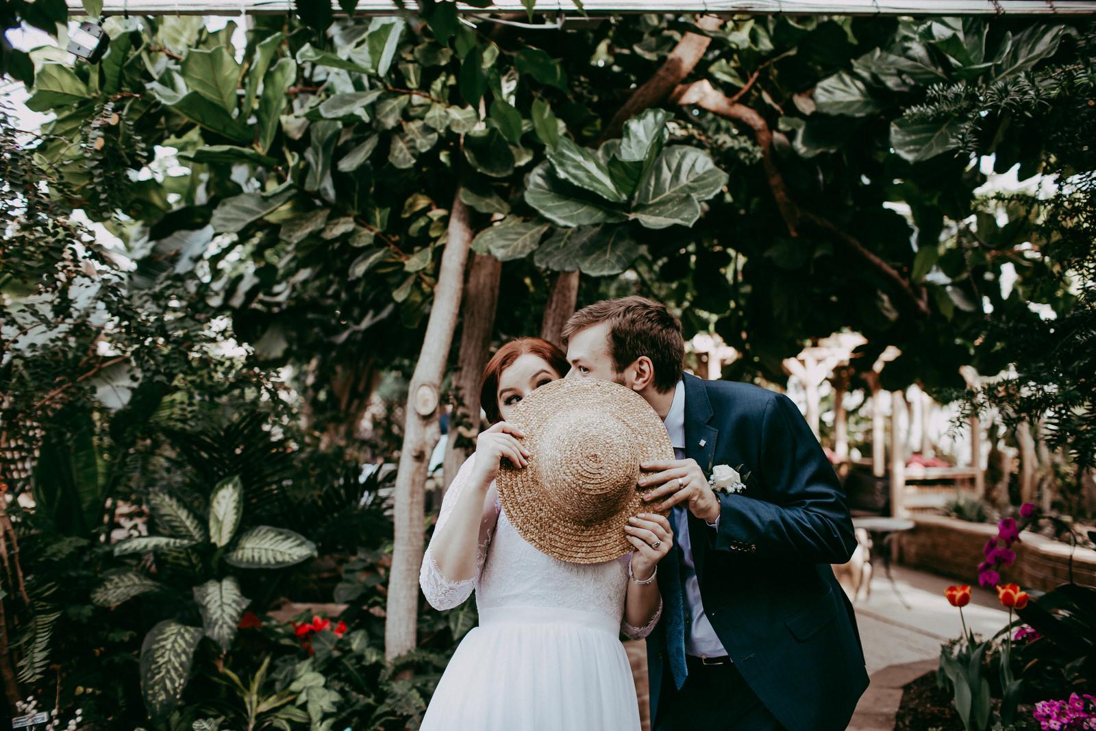 Regina Floral Conservatory Wedding