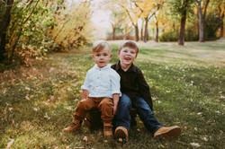 Fall Family Photos Regina