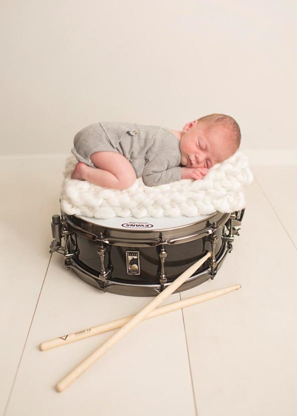 drum newborn