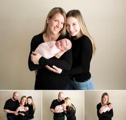 Family Photos Newborn