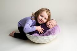 Sibling & Baby Photos