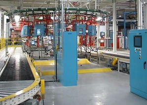 Integrated Process System Design and Installation.  Automation and Controls