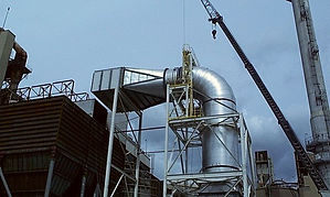 Industrial Air Handling Fabrication and Installation