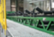 Full Service System Design and Conveyor Fabrication, Handrail, Stair Tread, Industrial