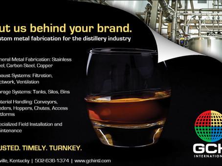 GCH Develops a Presence in Distillery Industry