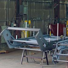 Full Service Sheet Metal Fabrication and Process System Design