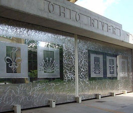 Ornamental and Architectual Fabrication Stainless Steel Artwork and Countertops