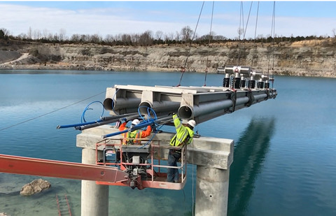 City of North Vernon Water Storage Project