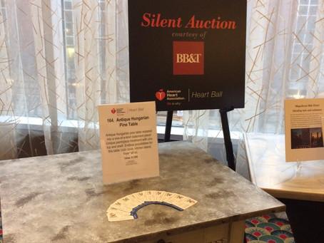 Custom Project Benefits American Heart Association
