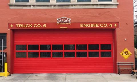 Louisville Metro - Firehouse Sign
