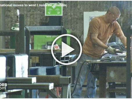 GCH Featured on WDRB News – Made in Louisville