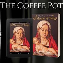 Coffee Pot Book Club Award.