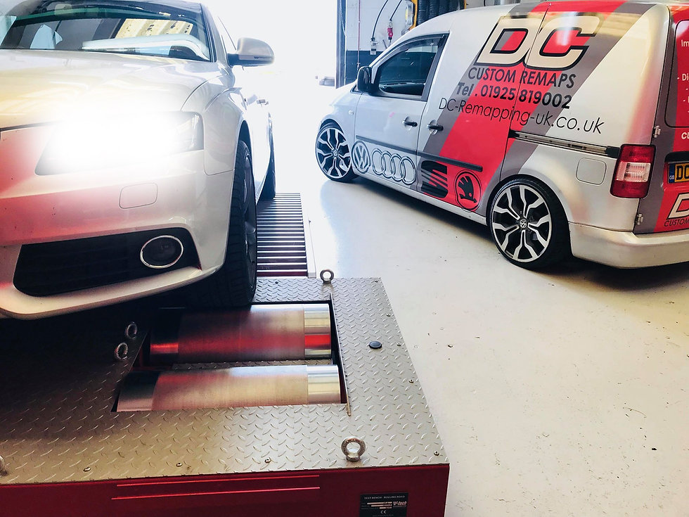 Expert Custom Remapping Service - North west - Warrington - Cheshire