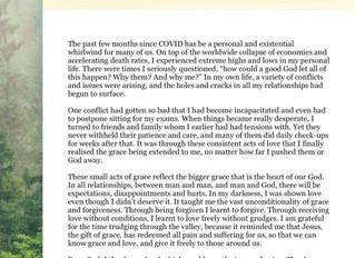 Summer Week of Prayer 2020 - Day Five