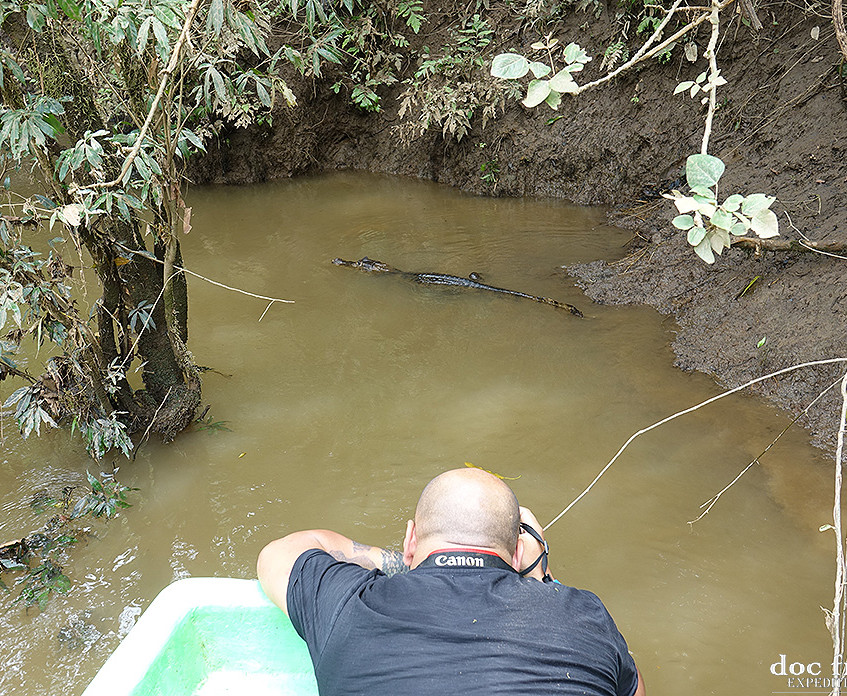 COSTA RICA CARIBBEAN HERPING EXPEDIT