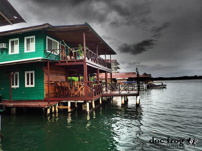Bocas de toro, Hotel CRWILD