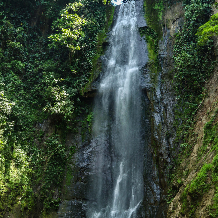 Catarata el Angel, Kekoldi