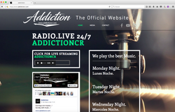 Addiction Radio Online