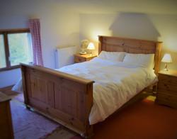 Meadowtops double bedroom