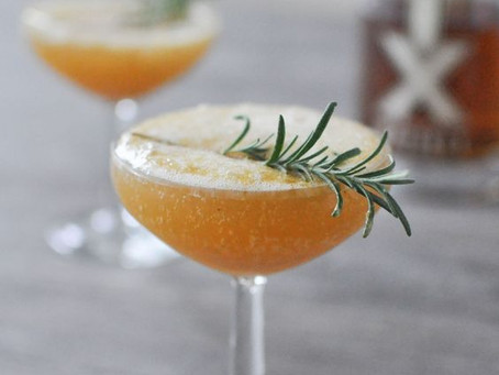 Simple Bourbon Cocktails for Fall