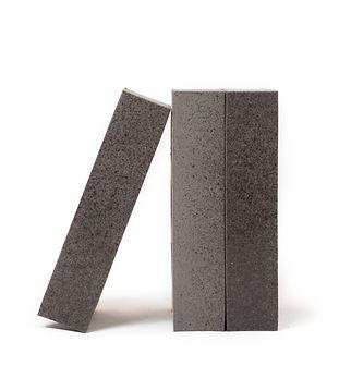 Tambora grey brick - Black brick for your façade
