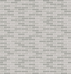 Everest Grey Brick -White Joint