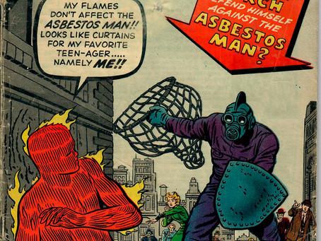 L'amiante autrement #1 : Asbestos Man