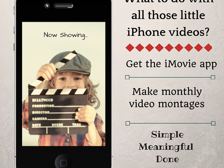 Create Monthly iPhone Video Montages in 5 Easy Steps