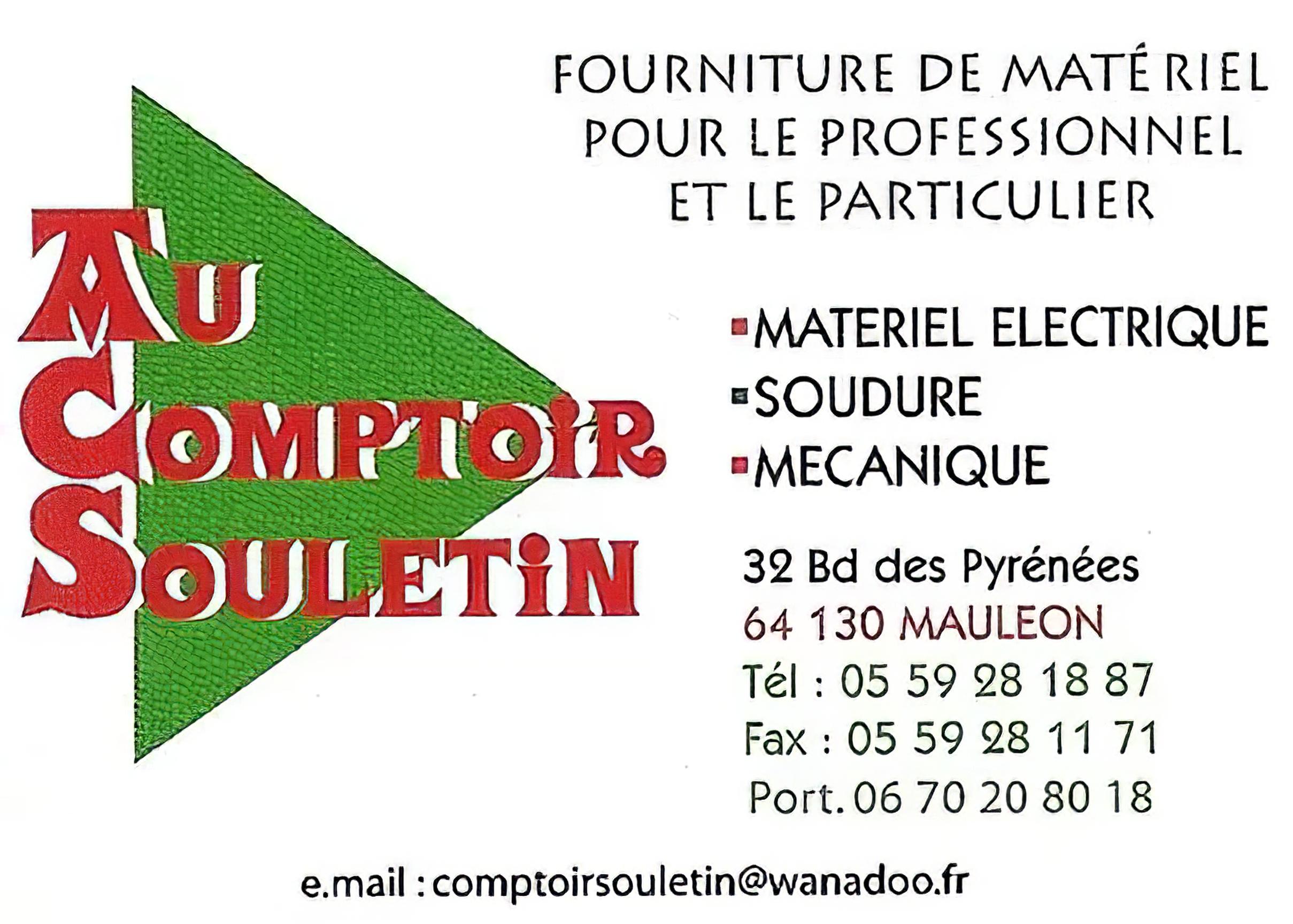 Au Comptoir Souletin