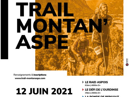 Montan'Aspe course qualificative