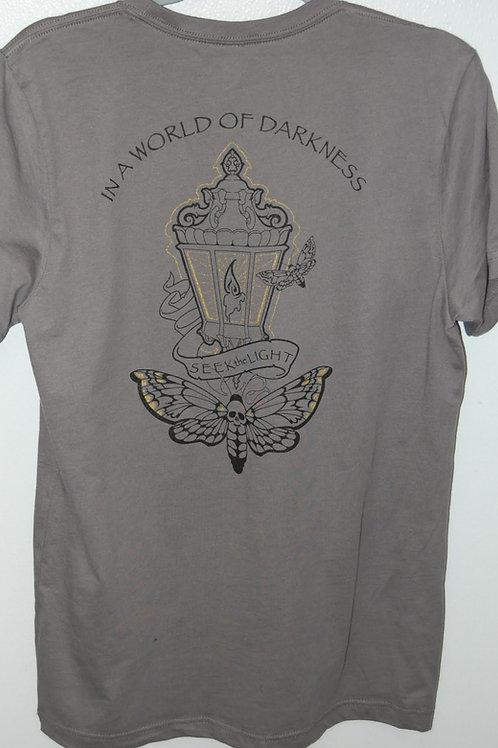 Moth T-shirt (Grey)