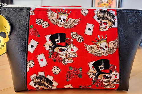 Rockabilly Makeup Bag